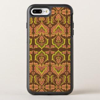 El otoño exótico del vintage colorea el amarillo funda OtterBox symmetry para iPhone 7 plus