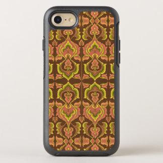 El otoño exótico del vintage colorea el amarillo funda OtterBox symmetry para iPhone 8/7