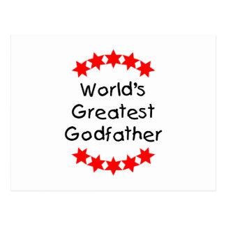 El padrino más grande del mundo (estrellas del postal