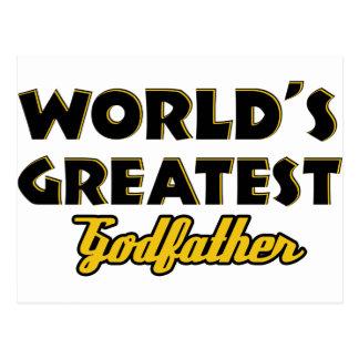 El padrino más grande del mundo postal