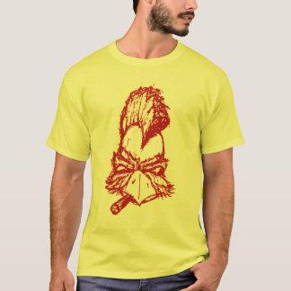 El pájaro camiseta