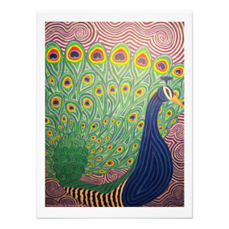 "¡El ""pájaro de Saraswati,"" impresión de la foto!"