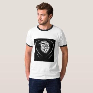 el pájaro diseñó la camiseta