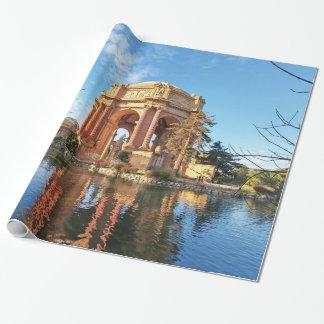 El palacio de San Fransisco Papel De Regalo