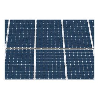 El panel de la célula solar fotos