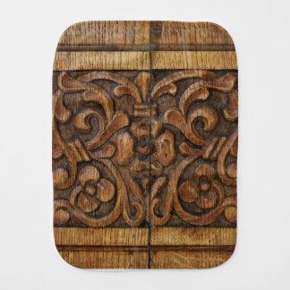 el panel de madera paño para bebés