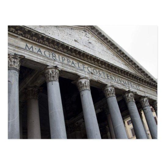 El panteón, Italia Postal