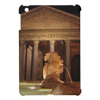 El panteón y el Fontana del Pantheon en Roma
