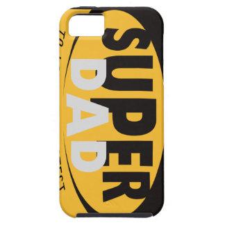 El papá estupendo iPhone 5 Case-Mate cárcasa