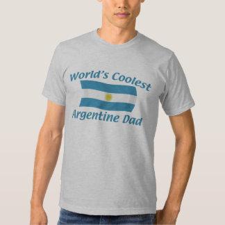 El papá más fresco de Argentina Camiseta