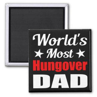 El papá más hungover del mundo divertido