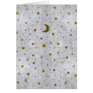 El papel de plata abstracto con oro protagoniza, tarjeta