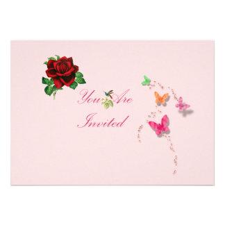 El papel pintado y las flores del estilo del vinta
