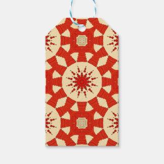 El paquete del modelo #2 de la alfombra roja del etiquetas para regalos