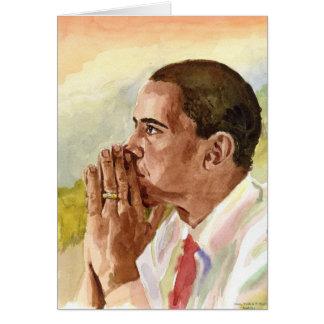 El parecer presidencial tarjeta