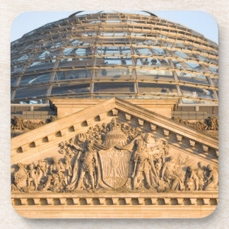 El Parlamento alemán Berlín Posavasos