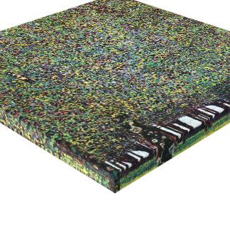 El parque de Gustavo Klimt, arte Nouveau del