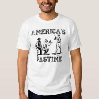 El pasatiempo de América Camisas