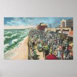 El paseo del tablero y el casino de Brighton Impresiones