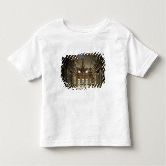 El Pasillo del mariscal de campo en el invierno Camiseta De Bebé