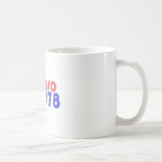 El Paso 1978 Tazas De Café