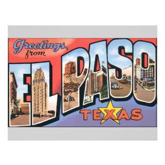 El Paso Tejas Tarjeton