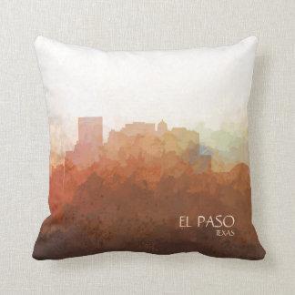 El Paso, Tejas Horizonte-En las nubes Cojín Decorativo