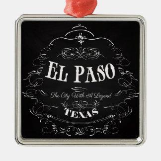 El Paso, Tejas - la ciudad con una leyenda Adorno De Reyes