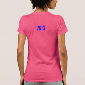 El pastor de gira para las mujeres camiseta