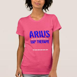 El pastor de gira para las mujeres camisetas