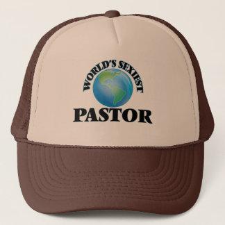 El pastor más atractivo del mundo gorra de camionero