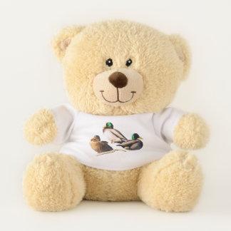 El pato silvestre Ducks el oso de peluche