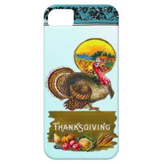 El pavo de la acción de gracias iPhone 5 protector