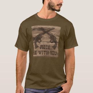 El pedazo sea con usted camisa del arma # 2