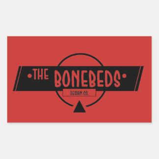El pegatina de BoneBeds