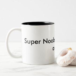 El pelotón estupendo de Noob necesitó una taza