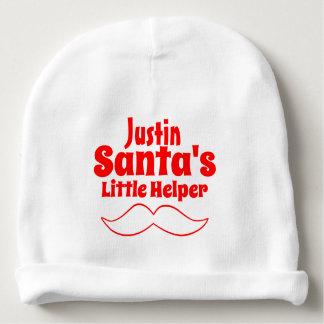 El pequeño ayudante de Santa Gorrito Para Bebe