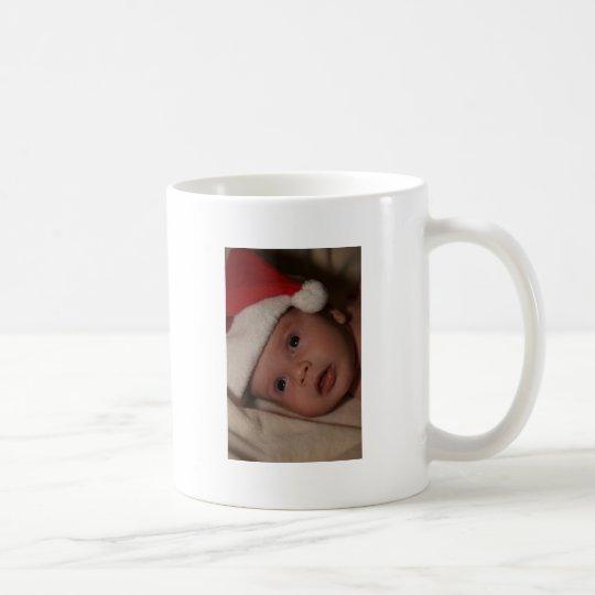 El pequeño ayudante de Santa Taza De Café