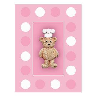 El pequeño cocinero postales
