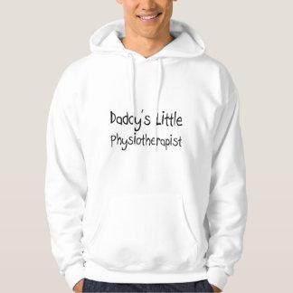 El pequeño fisioterapeuta del papá sudadera