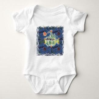 el pequeño submarino body para bebé