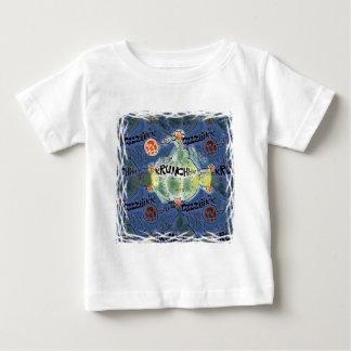 el pequeño submarino camiseta de bebé