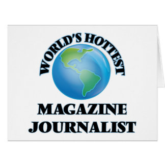 El periodista más caliente de la revista del mundo tarjeton