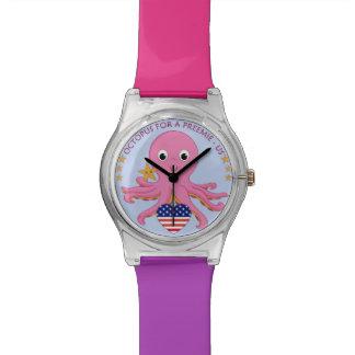 El personalizable colorea el reloj OFAP - los