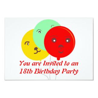 El personalizable de RSVP carda a la fiesta de Anuncio Personalizado