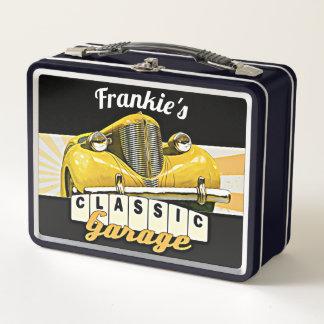 El   personalizado su garaje el   clásico conocido