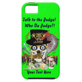 El personalizar del juez 2 del carnaval vuelve a iPhone 5 cárcasa