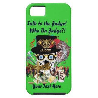 El personalizar del juez 2 del carnaval vuelve a iPhone 5 Case-Mate cárcasa