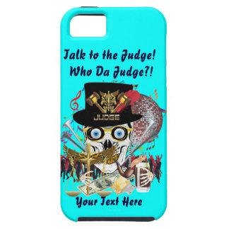El personalizar del juez 2 del carnaval vuelve a iPhone 5 Case-Mate cobertura