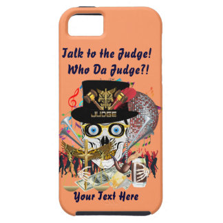El personalizar del juez 2 del carnaval vuelve a iPhone 5 Case-Mate funda